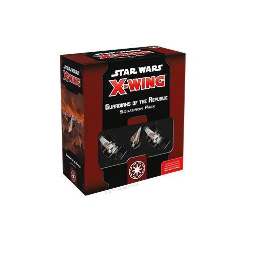 Star Wars X-Wing 2.Ed. Wächter der Republik - Erweiterungspack, WAVE 3 (DE)