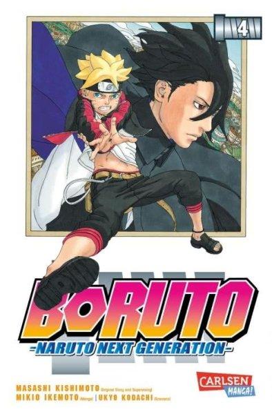 Boruto Band 04 (DE)
