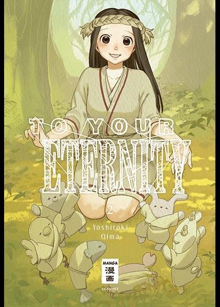 To Your Eternity 2 - Yoshitoki Oima