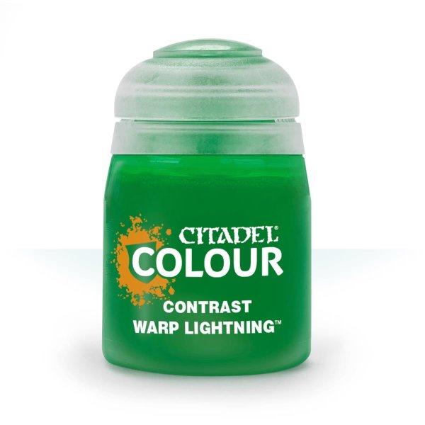Citadel Contrast: Warp Lightning 18 ml