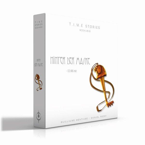TIME Stories: Hinter der Maske (DE) Erweiterung