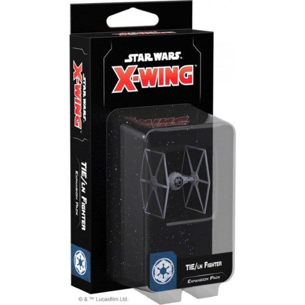 Star Wars: X-Wing 2.Ed. TIE/ln-Jäger Erweiterungspack WAVE 1 (DE)