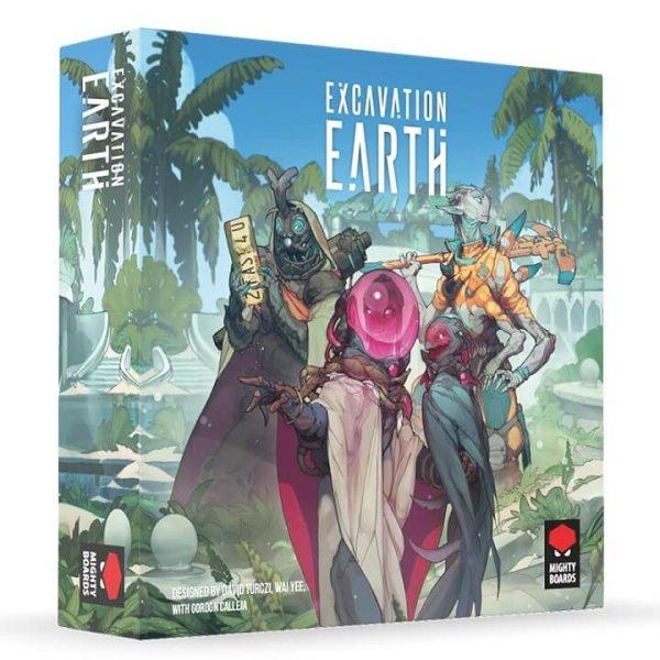 Excavation Earth (DE)
