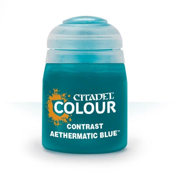 Citadel Contrast: Aethermatic Blue 18 ml