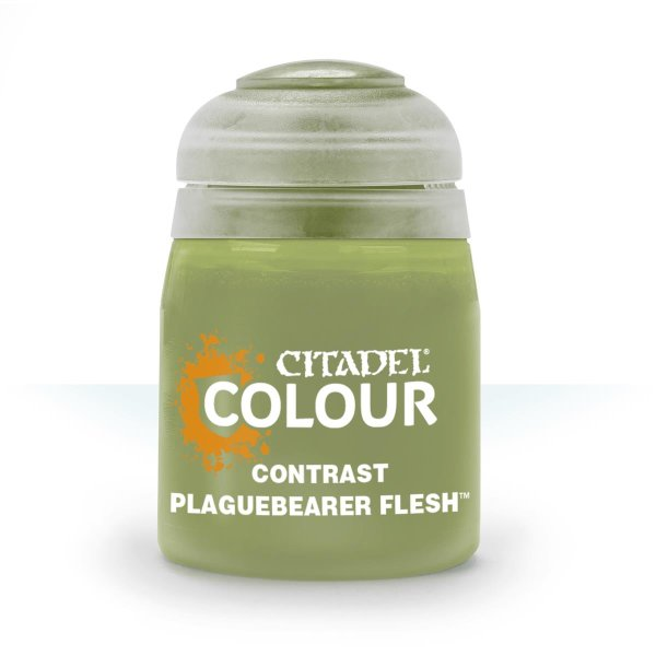 Citadel Contrast: Plaguebearer Flesh 18 ml