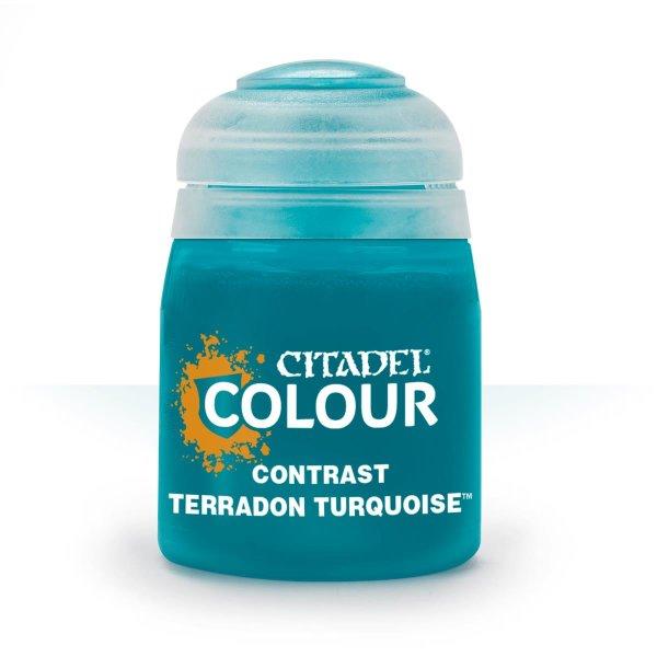 Citadel Contrast: Terradon Turquoise 18 ml