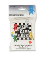 Board Game Sleeves 63x88 Standard Card Game (100)...
