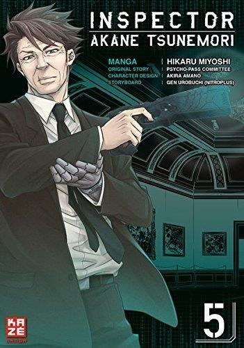 Inspector Akane Tsunemori 5 - Hikaru Myoshi