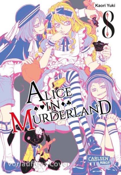 Alice in Murderland 8 - Kaori Yuki