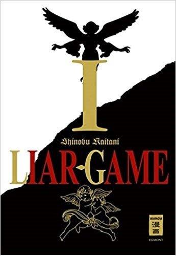 Liar-Game Band 1 - Shinobu Kaitani