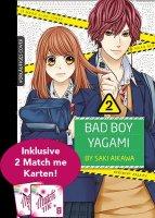 Bad Boy Yagami 2 + 2xMatch me Karten - Saki Aikawa