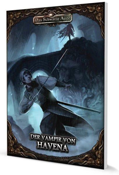 DSA 5 Der Vampir von Havena - Soloabenteuer (DE) 5. Auflage