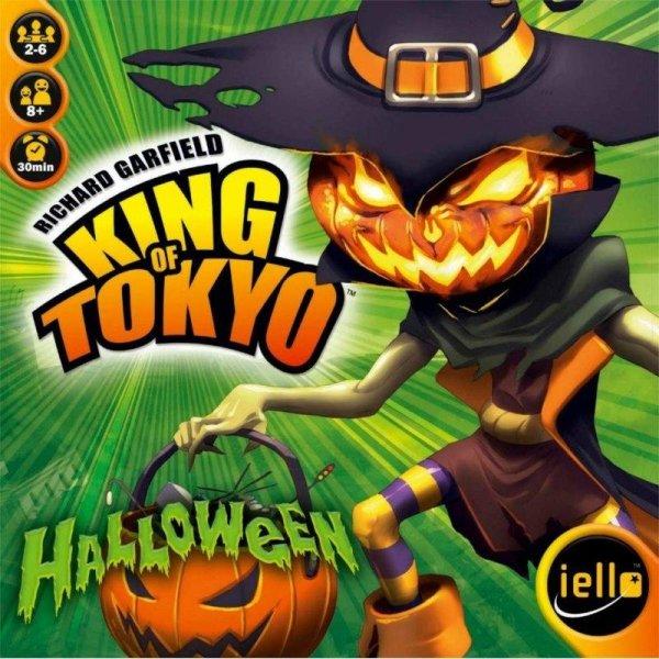 King of Tokyo: Halloween (DE) Erweiterung