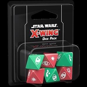 Star Wars: X-Wing 2.Edition Dice Pack / Würfel-Set (DE/EN/Multi)