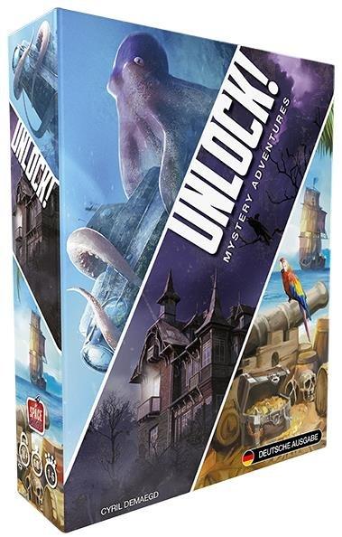 Unlock! - Mystery Adventures (DE) BOX 2