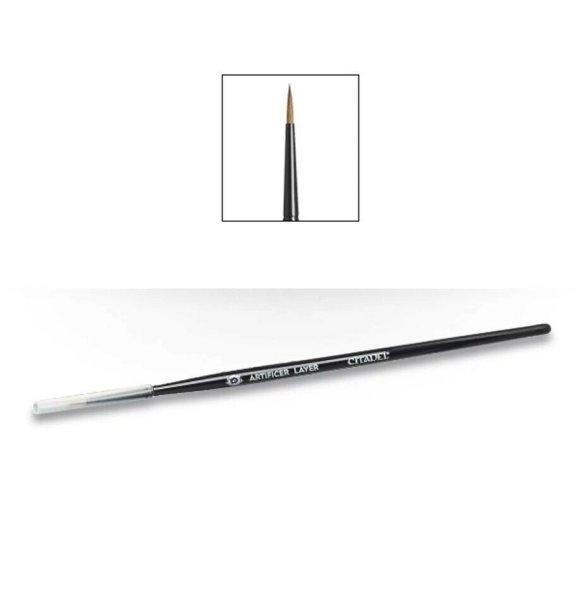 Citadel Pinsel Brush - Artificer Layer S (Small)