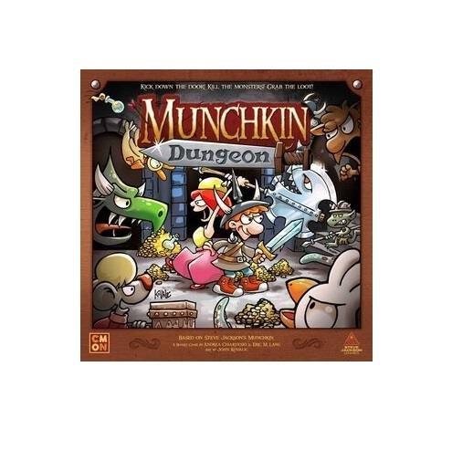 Munchkin Dungeon (DE)
