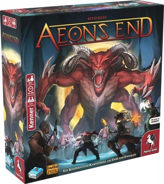 Aeons End: Grundspiel (Frosted Games) (DE)