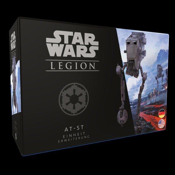 Star Wars Legion: AT-ST (DE/EN)