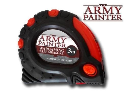 Army Painter Wargaming Rangefinder Tape Measure Zoll Maßband