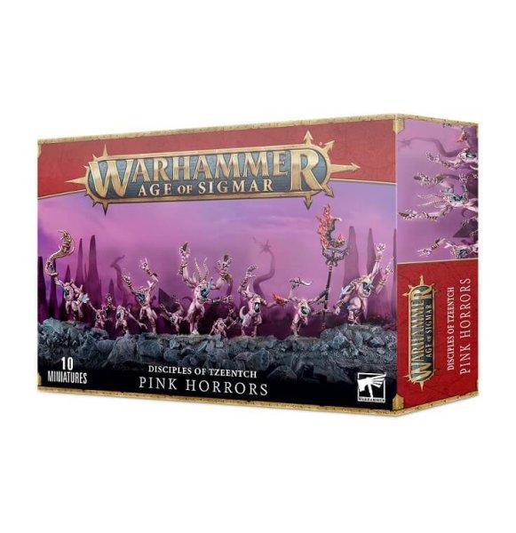 Daemons of Tzeentch - Pink Horrors