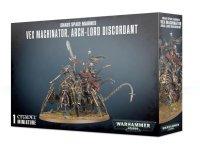 Chaos Space Marines - Vex Machinator, Arch-Lord Discordant