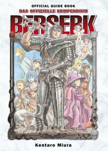 Berserk Official Guide Book: Kompendium (Fanbuch)