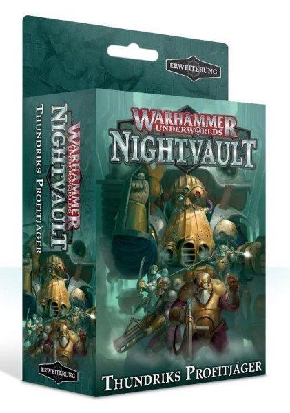 Warhammer Underworlds: Kharadron Overlords: Thundriks Profitjäger (DE)