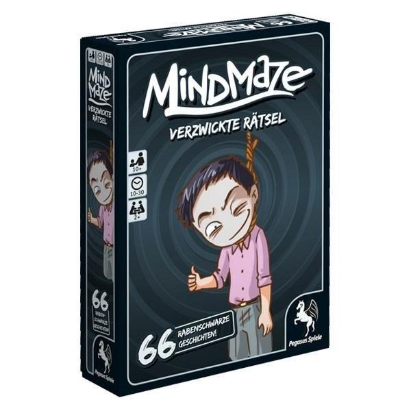 MindMaze: Verzwickte Rätsel (DE)