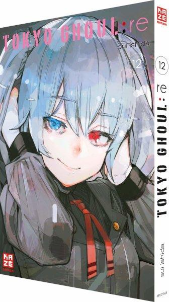 Tokyo Ghoul:re Band 12 - KAZE MANGA