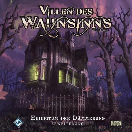 Villen des Wahnsinns 2.Edition : Heiligtum der Dämmerung, Erweiterung (DE)