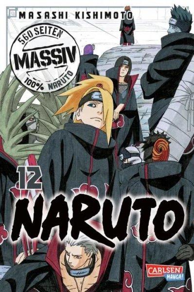 Naruto Massive 12
