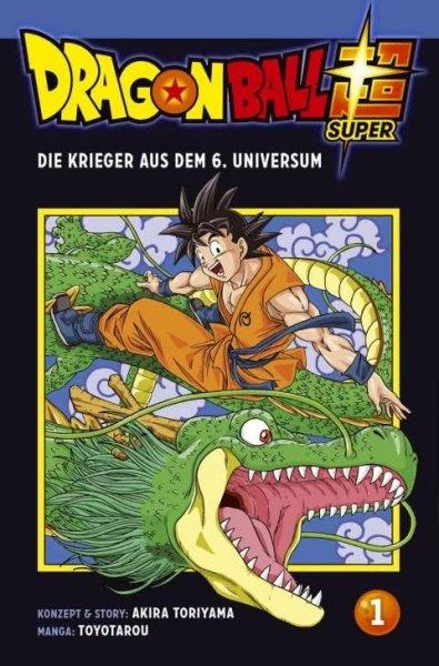 Dragon Ball Super Band 01 (DE)