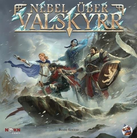 Nebel über Valskyrr - Grundspiel (DE)