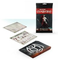 Warcry: Daughters of Khaine Kartenset Card Pack