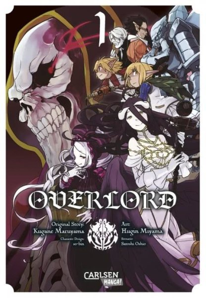 Overlord Band 01 (DE)