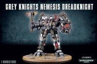 Grey Knights - Nemesis Dreadknight