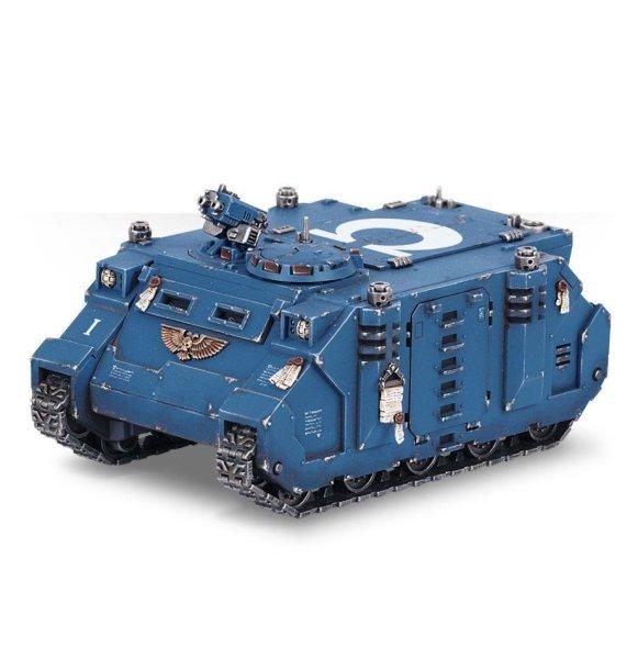 WH40 Space Marine Rhino