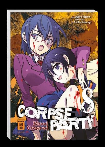 Corpse Party Blood Covered 8 - Toshimi Shinomiya