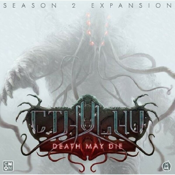 Cthulhu Death May Die (Staffel 2) Erweiterung (DE)