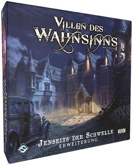 Villen des Wahnsinns 2. Edition: Jenseits der Schwelle, Erweiterung (DE)