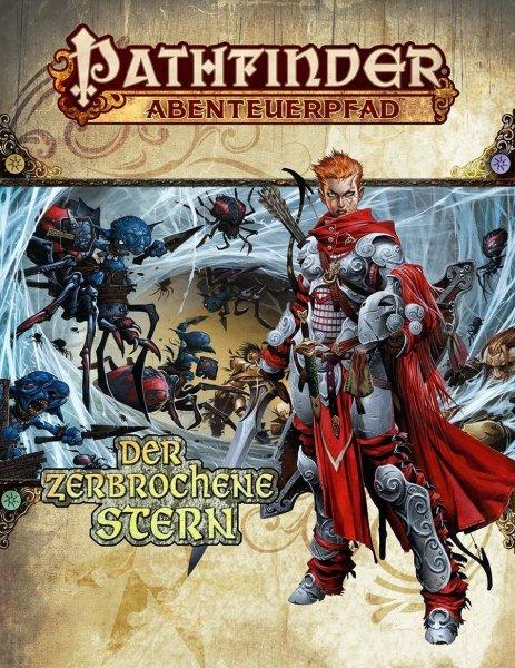 Pathfinder Abenteuerpfad: Der Zerbrochene Stern Sammelband (DE)