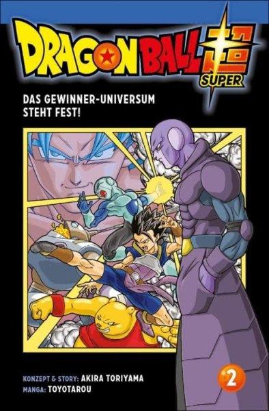 Dragon Ball Super Band 02 (DE)