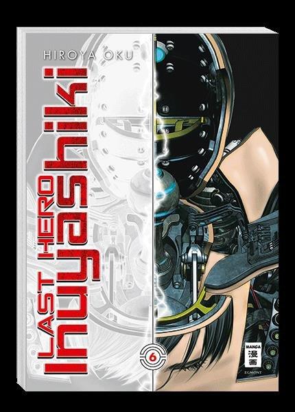 Last Hero Inuyashiki 6 - Hiroya Oku