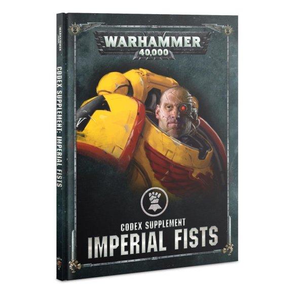 Codex-Ergänzung: Imperial Fists 2019 (DE)