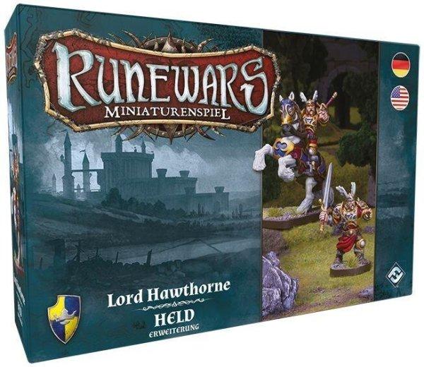 RuneWars Miniaturenspiel - Lord Hawthorne Held (DE