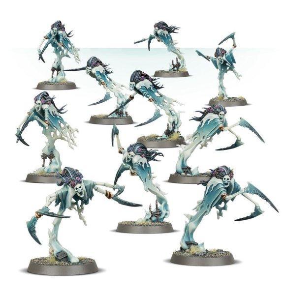 Nighthaunt: Dreadscythe Harridans