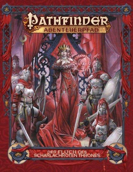 Pathfinder Abenteuerpfad: Der Fluch des Scharlachroten Thrones (DE)