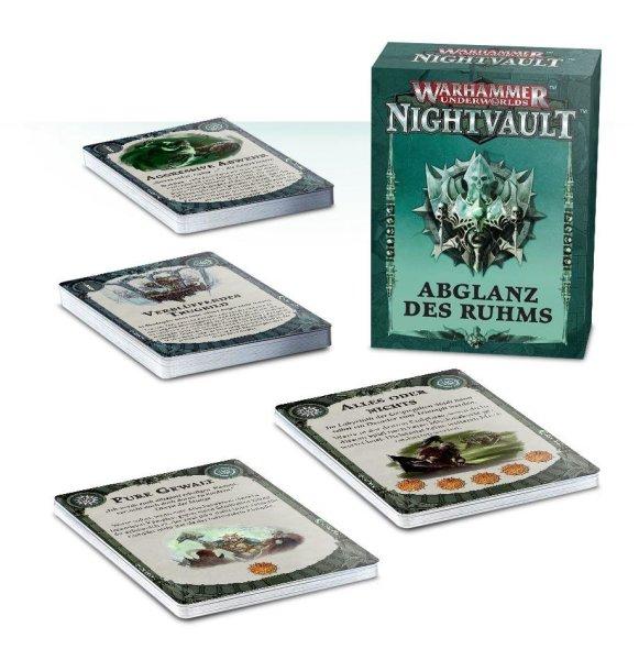Warhammer Underworlds: Nightvault - Nachhall Abglanz des Ruhms (DE)