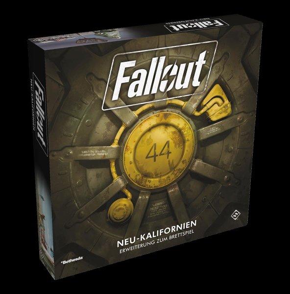 Fallout: Das Brettspiel - Neu-Kalifornien, Erweiterung (DE)